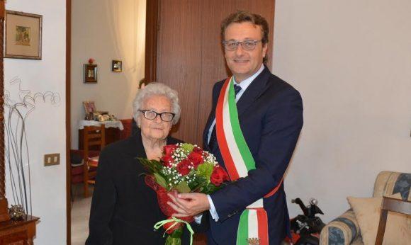 100 anni di Rosa Martino