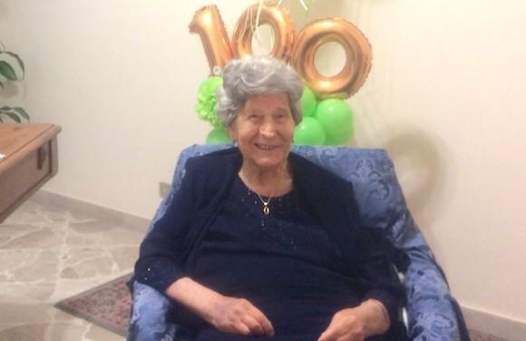 100 anni maria