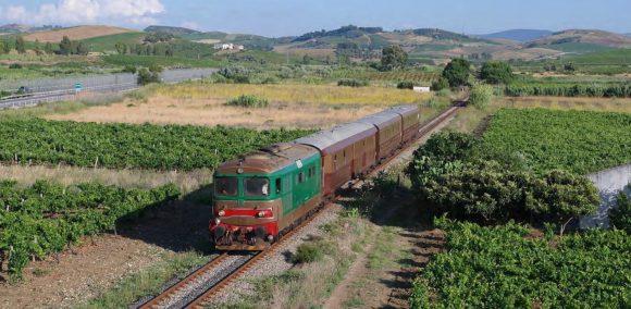 Calendario Treni Storici 2020.Treni Storici Del Gusto A Castelvetrano E Selinunte