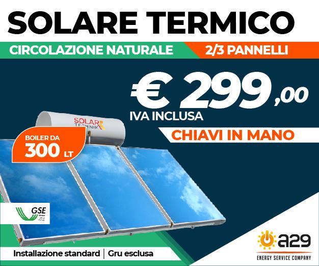 A29 Solare Termico