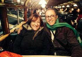 Anna Neri e Francesco Saverio Calcara