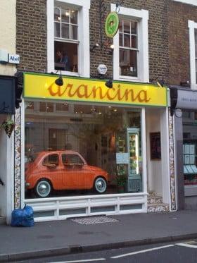 Arancina_London