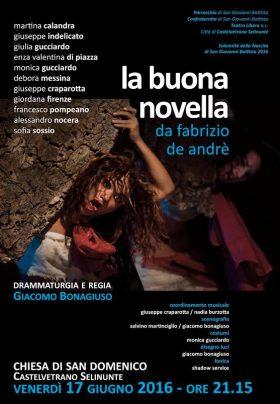 BUONA NOVELLA San Giovanni