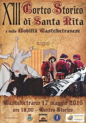 Corteo Storico di Santa Rita e della Nobiltà Castelvetranese  1