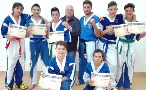Cosmos Gym Castelvetrano