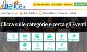 Coupon ilbelice eventi