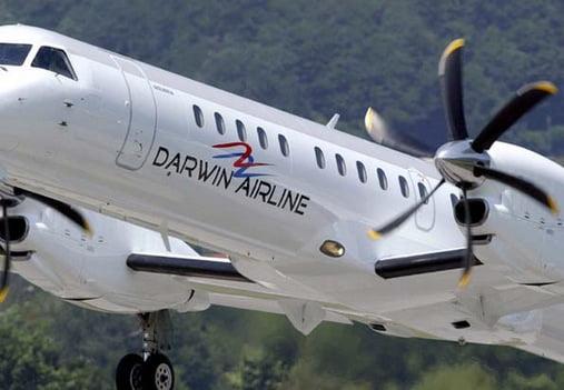 Darwin Airlines trapani roma