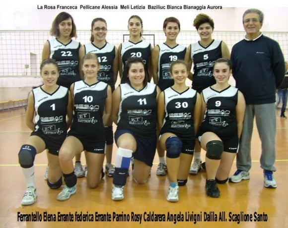 Efebo Volley