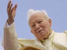 Giovanni Paolo II a Salemi