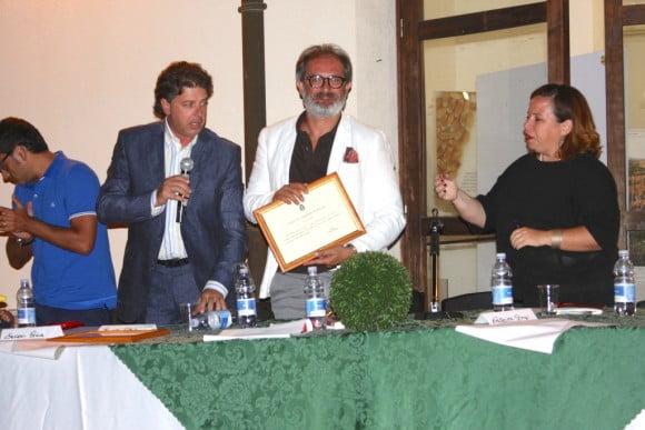 Castiglione con Toni Giorgi