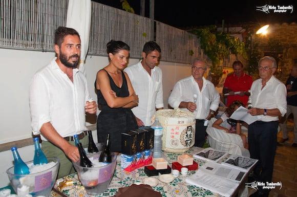 Il Sake e la cucina siciliana 1