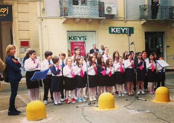 Il piccolo coro della Ruggero Settimo