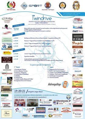 LOCANDINA WINDRIVE 19-21 AGOSTO 2016