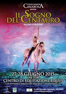 Locandina Sogno del Centauro 2015 2