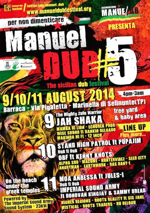 Manuel Dub Festival