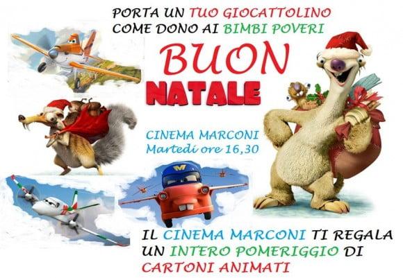 NATALE AL CINEMA MARCONI