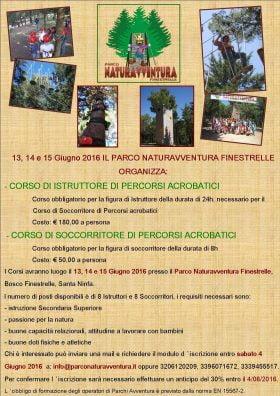 Parco NATURAVVENTURA Finestrelle 2