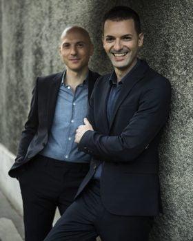 Piero Cipriano et Biagio Tumimo fondateurs de BNBSITER
