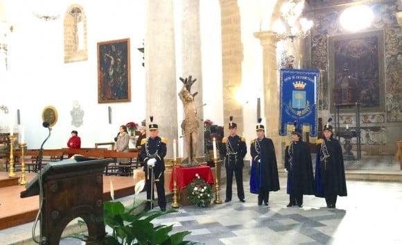 San Sebastiano, protettore della Polizia Municipale