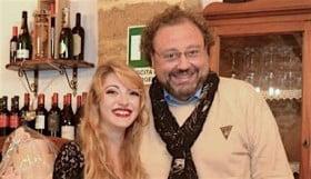 Sara Fittante e Giacomo Bonagiuso