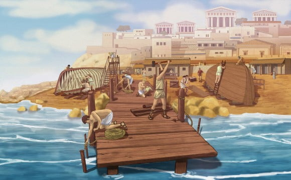 Selinunte, citta tra due fiumi 1