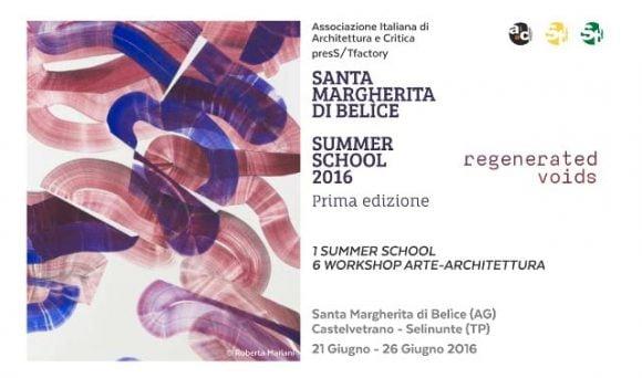 Summer School 2016 a Santa Margherita e Castelvetrano