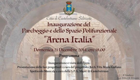 arena italia castelvetrano