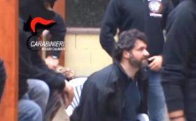 arrestato Fazzalari