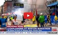 attentato boston