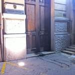 Mafie: Castelvetrano, bruciato il portone del Liceo Classico