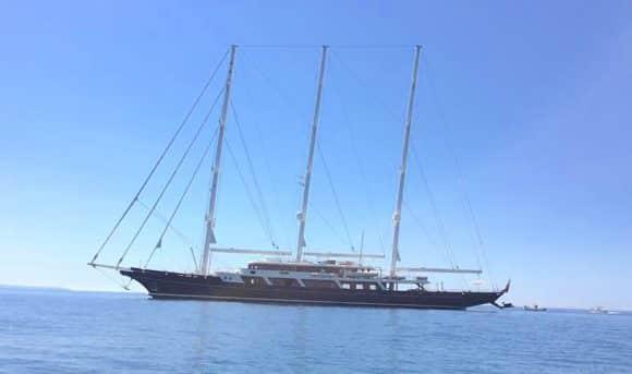 barca vela selinunte