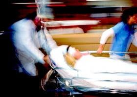 barella ospedale