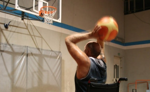 basket carrozzina