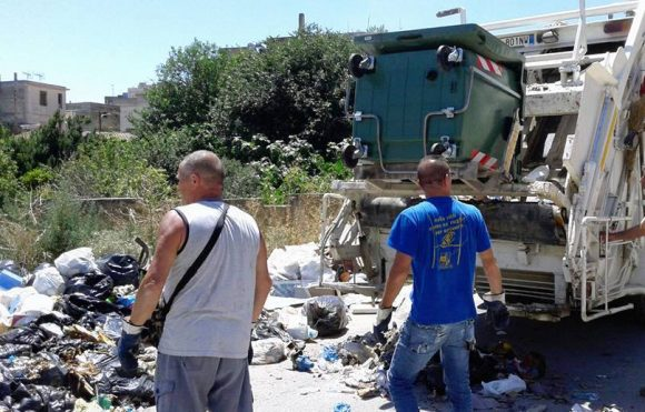 belice ambiente rifiuti raccolta 4