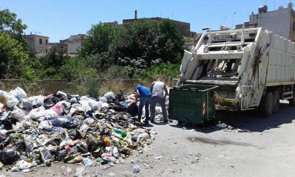 belice ambiente rifiuti raccolta