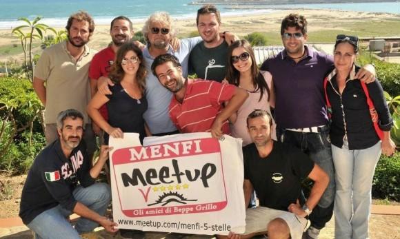 beppe grippo a menfi 2