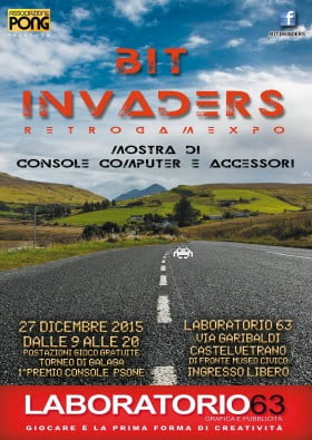 bit invaders castelvetrano