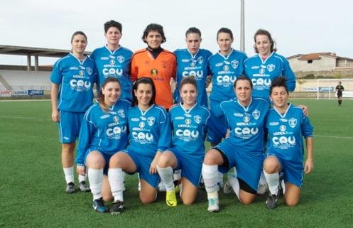 calcio femminile castelvetrano