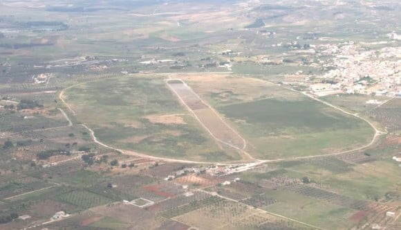 campo aviazione castelvetrano