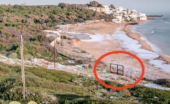 cancello selinunte