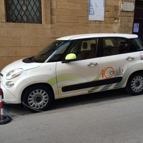 car sharing anche a castelvetrano