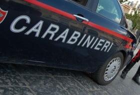carabinieri campobello