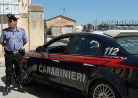 carabinieri castelvetrano gasolio