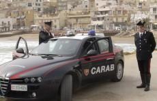 carabinieri castelvetrano selinunte