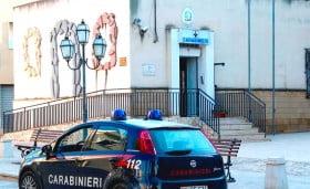 carabinieri partanna