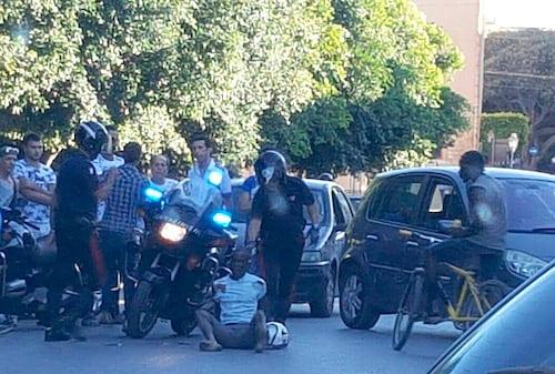 carabinieri via roma