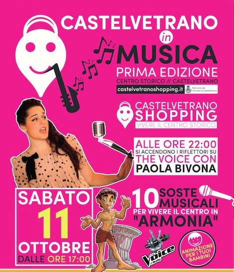 castelvetrano in musica 2014