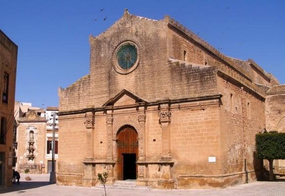 chiesa madre di castelvetrano