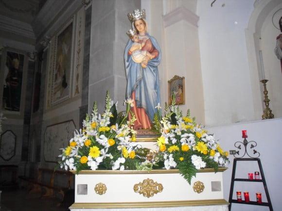 chiesa salute castelvetrano