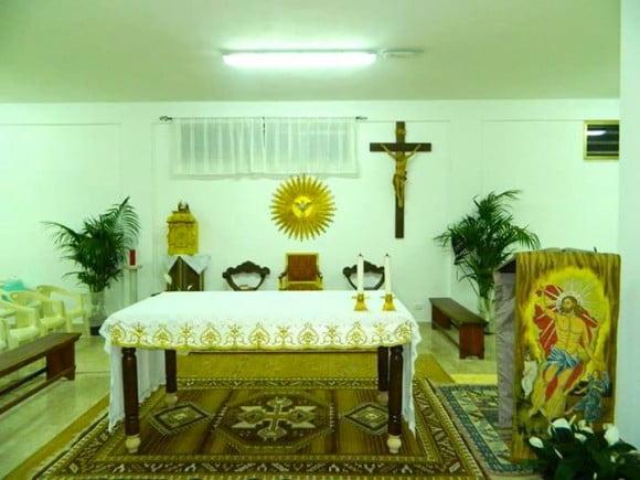 chiesa triscina